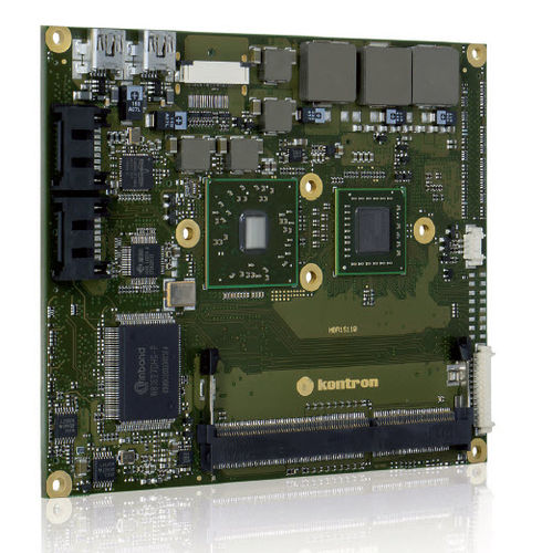 ETX computer-on-module / AMD® G-Series / DDR3 SDRAM / Ethernet