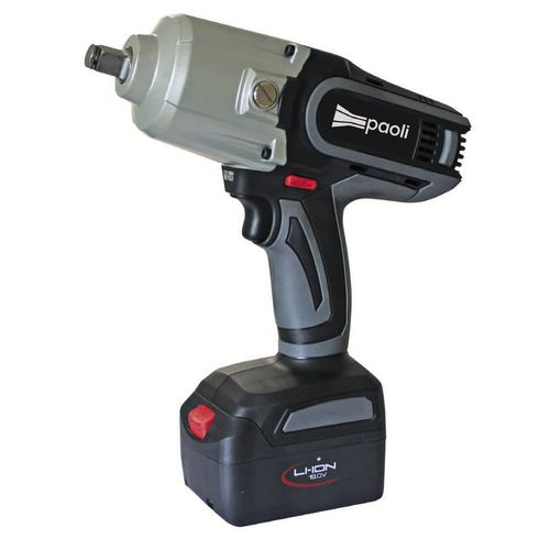 electric impact wrench / pistol / wireless