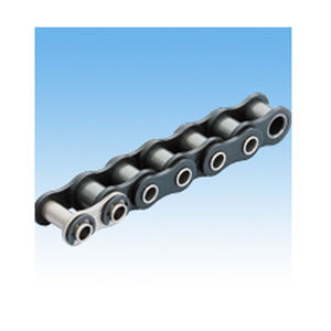 steel conveyor chain / hollow-shaft / small-size / lube-free