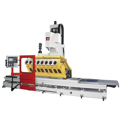 CNC boring machine / vertical / 3-axis