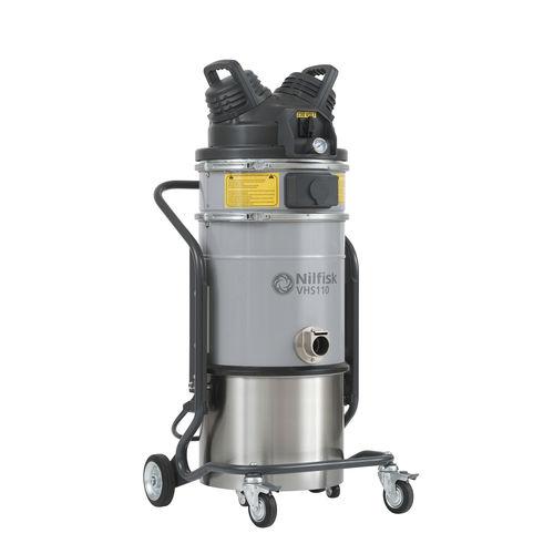 Dry vacuum cleaner / single-phase / industrial / ATEX VHS110 ATEX Nilfisk Industrial Vacuum Solutions