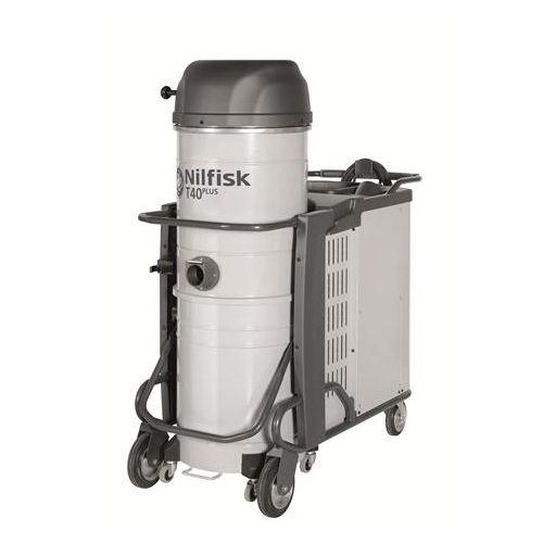 explosion-proof vacuum cleaner / hazardous dust / three-phase / industrial