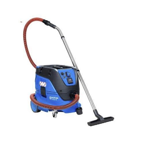 hazardous dust dust extractor / electric / industrial / mobile