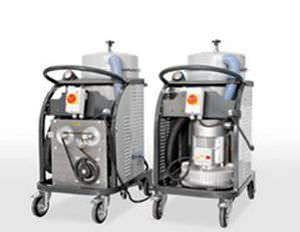 Dry vacuum cleaner / hazardous dust / three-phase / industrial CTS22 L-M-H series Nilfisk Industrial Vacuum Solutions