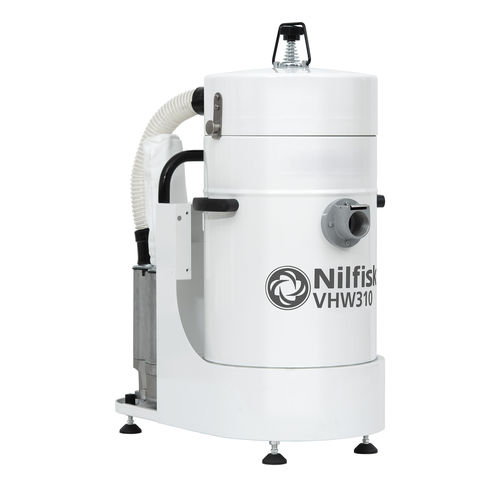 Dry vacuum cleaner / three-phase / for the food industry / chemical VHW310 series Nilfisk Industrial Vacuum Solutions