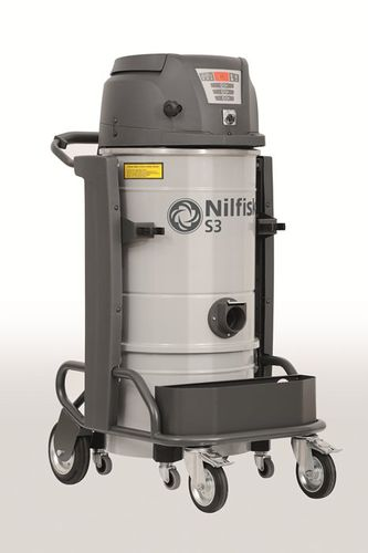 Hazardous dust vacuum cleaner / single-phase / industrial / mobile S3 L-M-H series Nilfisk Industrial Vacuum Solutions