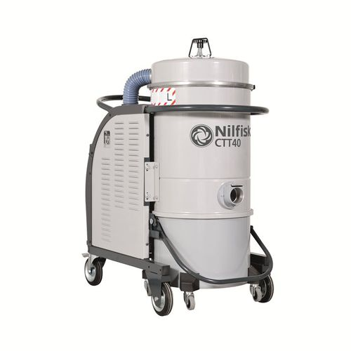 Dry vacuum cleaner / three-phase / industrial / ATEX CTS-CTT series Nilfisk Industrial Vacuum Solutions