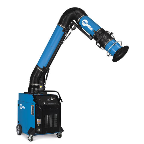 Welding fume extractor / with extraction arm / mobile FILTAIR® Capture 5  Miller Electric