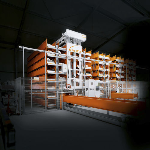 Modular storage system UNIPORTAL KASTO Maschinenbau GmbH & Co. KG