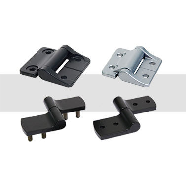 Zinc hinge / concealed / constant-torque / screw-in E6, ST series SOUTHCO