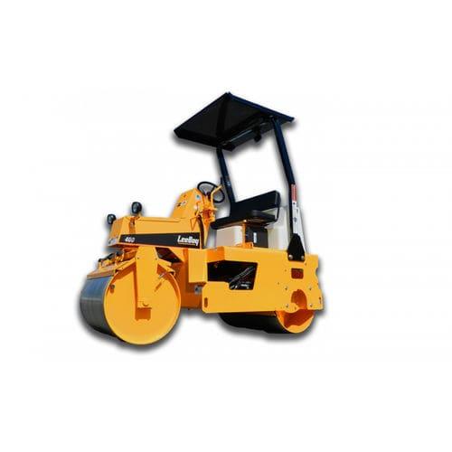 tandem road roller / vibrating