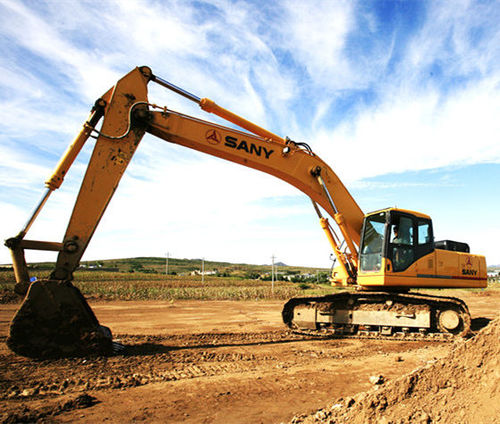 Medium excavator / crawler / for construction / mining and quarrying SY210 SANY Group Co.,Ltd