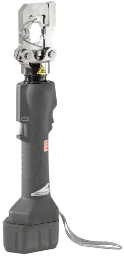 Electric crimping tool / for connectors / battery-operated InLiner® IC6 HOLGER CLASEN