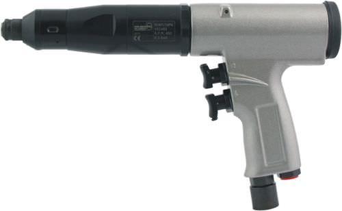 pneumatic nutrunner / pistol / with shut-off clutch