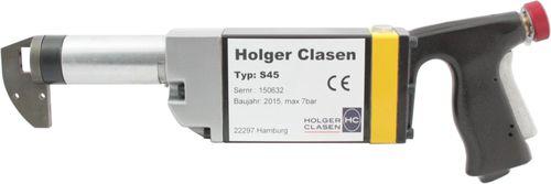 Hack saw / metal / pneumatic S45 HOLGER CLASEN
