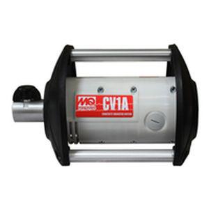 electric vibration motor / for concrete / portable