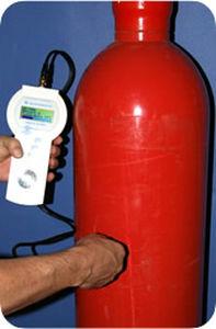 liquid level indicator / ultrasonic / digital
