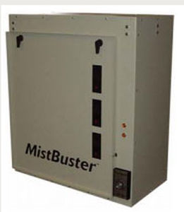 Oil mist collector / electrostatic / compact / machine-mount MistBuster® 850 Air Quality Engineering