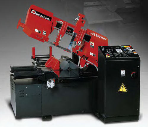 band saw / for metals / compact / horizontal