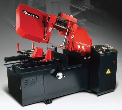 band saw / for metals / horizontal / automatic