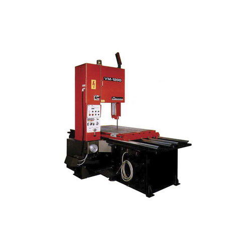 band saw / for metals / vertical