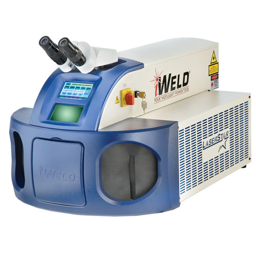 Laser welding machine / manual / compact / portable iWeld 990 series Laserstar Technologies Corporation