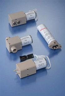 chemical pump / solenoid-driven / self-priming / diaphragm