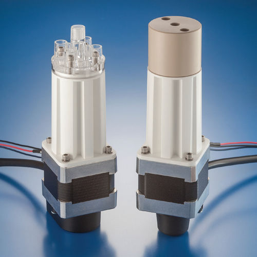Dispensing pump / for chemicals / solenoid-driven / self-priming LPD series THE LEE COMPANY