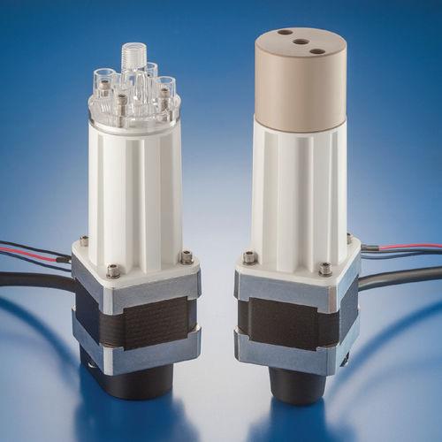 chemical pump / stepper motor-driven / self-priming / medical