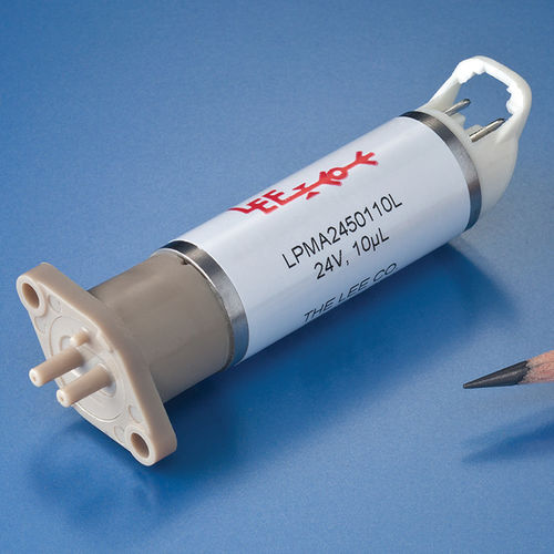Chemical pump / solenoid-driven / self-priming / for medical applications LPM series THE LEE COMPANY