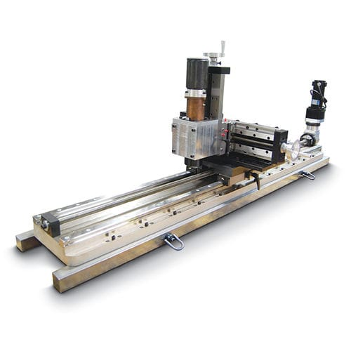 3-axis milling machine / vertical / portable