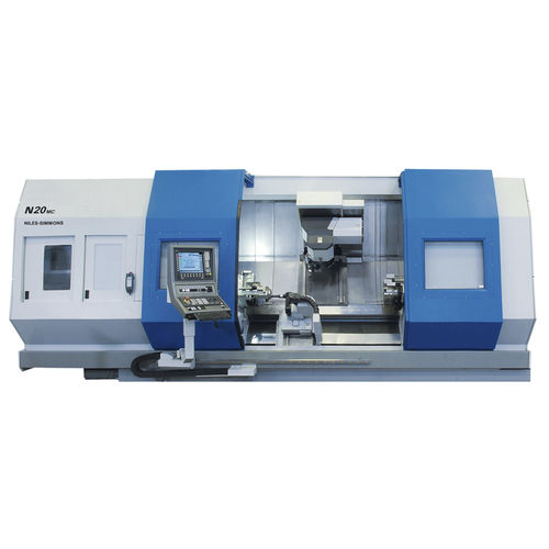 CNC milling-turning center / universal / 4-axis / drilling N20 MC Niles-Simmons Industrieanlagen