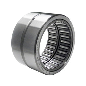 needle roller bearing / single-row / steel