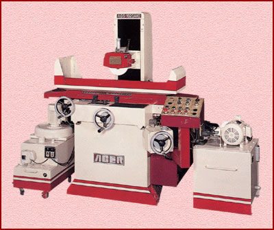 surface grinding machine / hydraulic / 3-axis