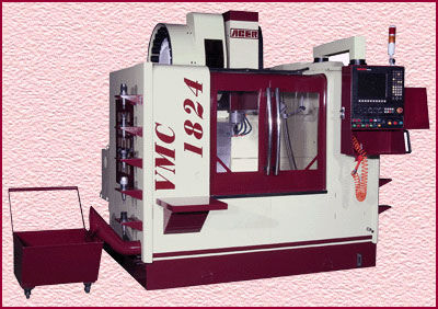 3-axis machining center / vertical / for steel
