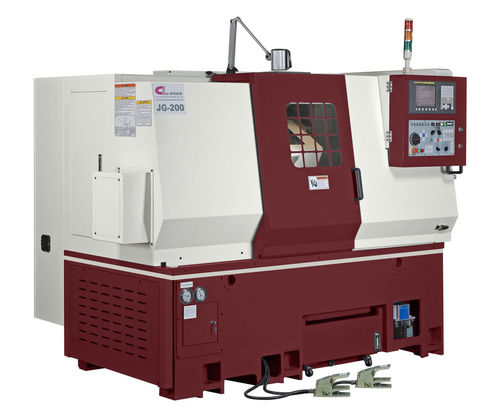 CNC turning center / 2-axis / high-precision / rigid