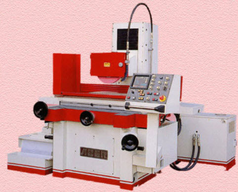 surface grinding machine / for metal sheets / CNC / 3-axis