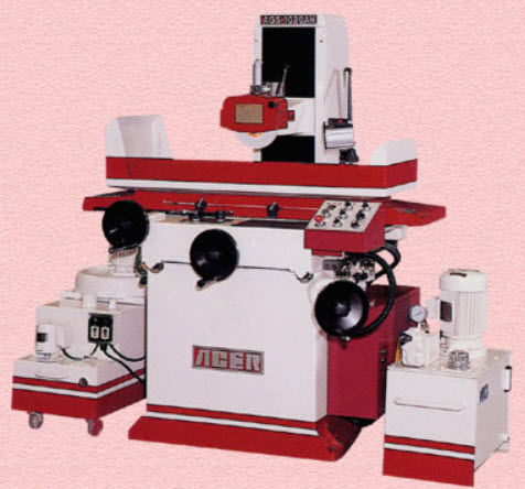 surface grinding machine / for metal sheets / CNC / automatic