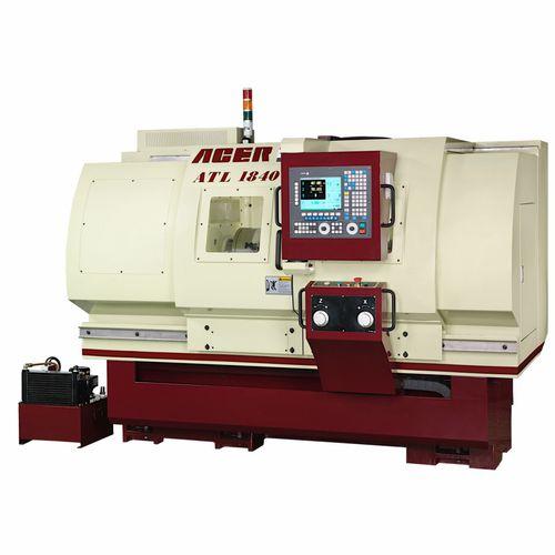 CNC lathe / 2-axis