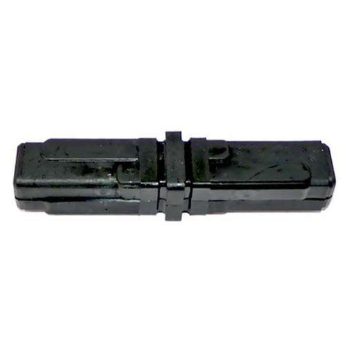 square tube connector / plastic