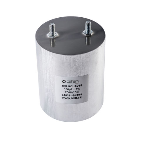 film capacitor / cylindrical / energy storage / discharge