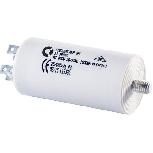 film capacitor / cylindrical / radial / low-inductance