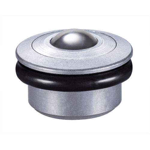 medium load ball transfer unit / stainless steel / insert