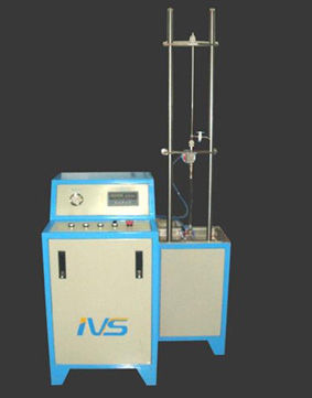 Volumetric expansion test bench 200 MPa, ISO IVS Tester Corporation