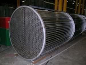 Shell and tube heat exchanger / gas/liquid Epcon Industrial Systems, LP