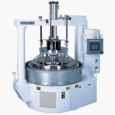 metal polishing machine / CNC / double-sided