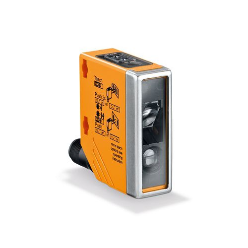 diffuse reflective contrast sensor / long-range