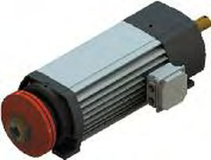 DC motor / flat-body MECTS series VEM