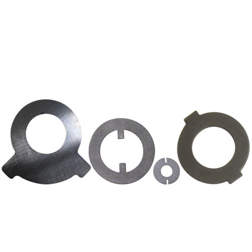Thrust washer / round / metal SPIROL