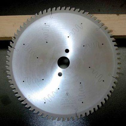 circular saw blade / TCT / for wood